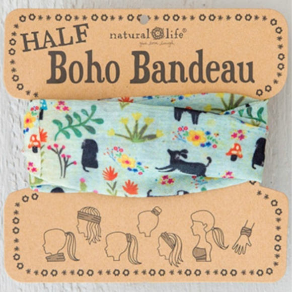 NATURAL LIFE Accessories - Dogs Half Bandeau